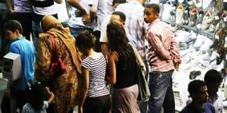 تحرش جنسي بالـ بنات بالموبايل في مصر