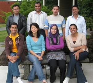 طلاب الجامعة في مصر