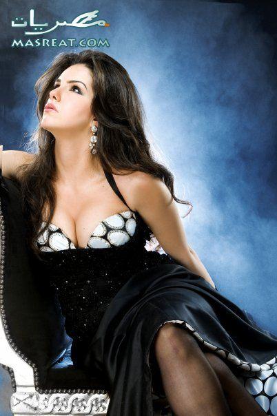 دنيا: راقصة في فيلم احاسيس والناس بتفهمني غلط | صور دنيا 2010