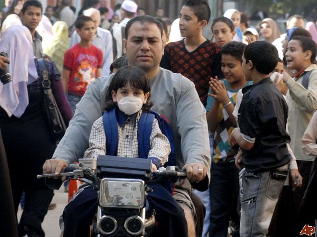 وفاة 7 حالات جديدة بـ انفلونزا الخنازير في مصر