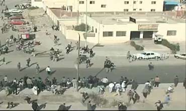 وفاة مواطن في اشتباكات عزبة الهجانة مع الشرطة | فيديو