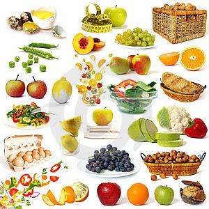 اكلات الطاقة والبناء والوقاية لوجبة غذائية متكاملة