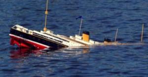 غرق مركب صيد رأس الحكمة مرسى مطروح