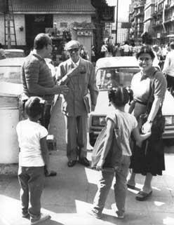 نجيب محفوظ في القاهرة