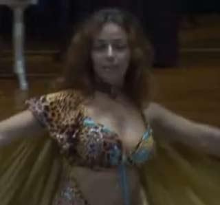 رقص شرقي خاص