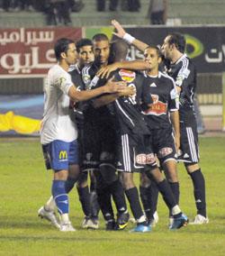 جدول مباريات الدوري المصري الممتاز