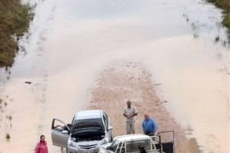 سيول مصر | 4 قتلى واكثر من 1000 مفقود في سيول مصر