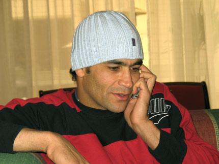 عصام الحضري : مباراة مصر والكاميرون صعبة | انجولا 2010