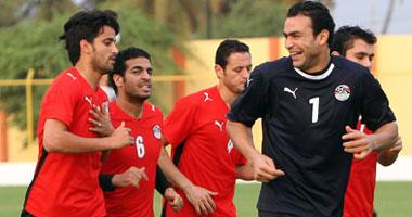 تشكيل المنتخب المصري في مباراة مصر والكاميرون | انجولا 2010