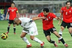 امم افريقيا 2010 - مباراة مصر والجزائر انجولا
