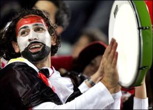 مصر والجزائر انجولا 2010