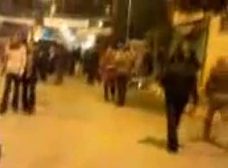 ارتفاع عدد ضحايا احداث نجع حمادى الى 8 قتلى  فيديو
