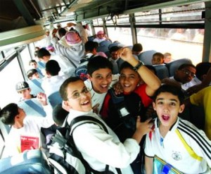 تطعيم مليوني تلميذ بالقاهرة الكبرى والإسكندرية ضد انفلونزا الخنازير