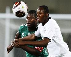 نتيجة مباراة نيجيريا وزامبيا| انجولا 2010