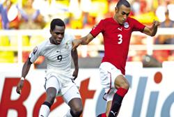 منتخب مصر قهر منتخبات المونديال في انجولا 2010