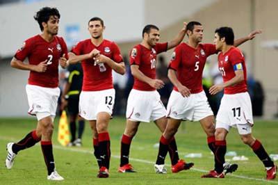 قرار وشيك لـ الفيفا بمشاركة منتخب مصر في مونديال 2010