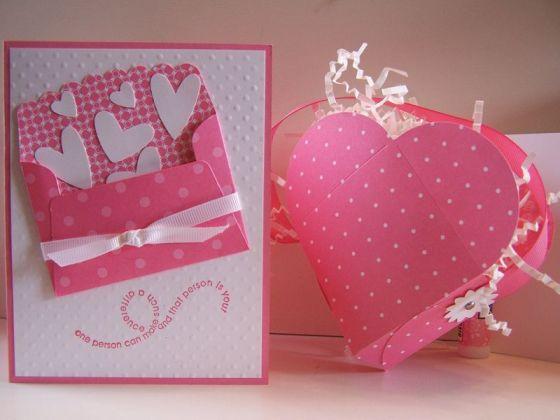 افكار تصميم كروت عيد الحب