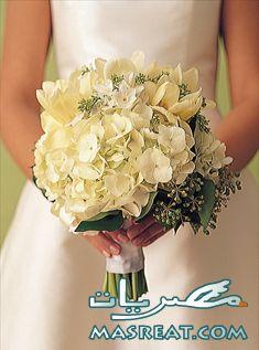اشكال بوكيه العروسة