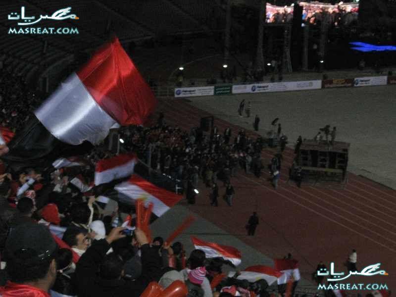 تشكيلة المنتخب المصري في مباراة مصر وانجلترا 2010
