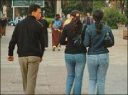 بشرى لـ بنات مصر قانون التحرش الجنسي على الابواب