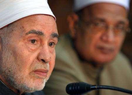شيخ الازهر لن يزور المسجد الاقصى