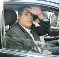 قرار قضائي بمنع و وقف برنامج شوبير بسبب مرتضى منصور