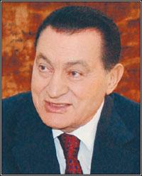 وزير الصحة يطمئن الجميع على اخبار صحة الرئيس مبارك