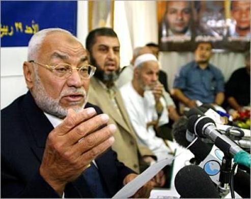اخبار الاخوان المسلمين في مصر