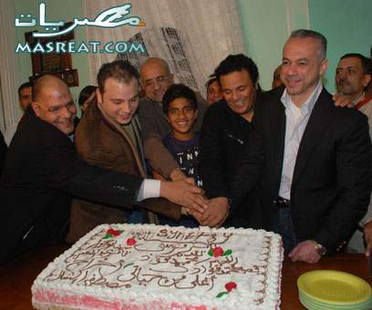 محمد فؤاد في دراما رمضان 2010 بـ مسلسل اغلى من حياتي