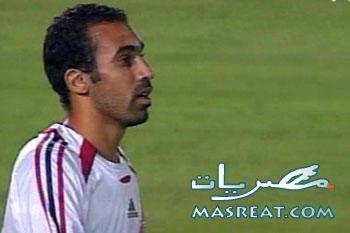 بعد انتقاله الى الاهلي حبس جمال حمزة سنة مع الشغل