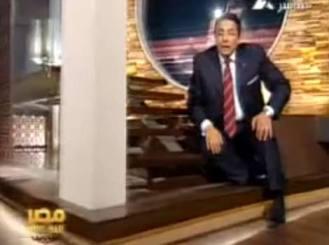 محمود سعد يا مهلبية برنامج مصر النهاردة
