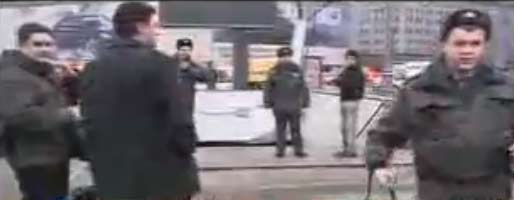 انفجارات ارهابية في محطات مترو الانفاق في العاصمة الروسية موسكو