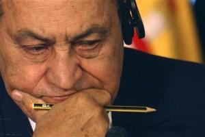 اخبار صحة الرئيس مبارك