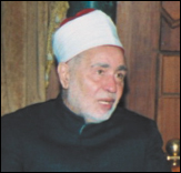 المسلمين والمسيحيين توافدوا في العزاء بـ وفاة شيخ الازهر