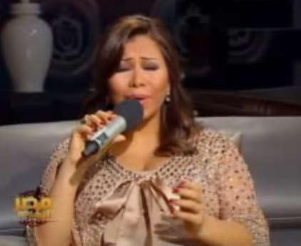 اغنية ست الحبايب بصوت شيرين في مصر النهاردة | فيديو