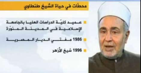 بالفيديو تغطية وفاة شيخ الازهر طنطاوي ونبذة عن حياته