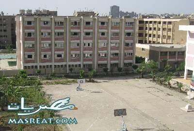 جدول امتحانات الصف الاول الثانوي 2012 محافظة الجيزة