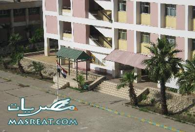 جدول امتحانات الصف السادس الابتدائي 2012 محافظة حلوان