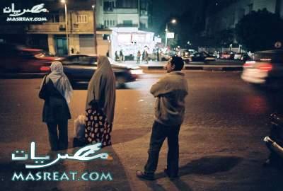 حادثة سرقة  النزهة مصر الجديدة
