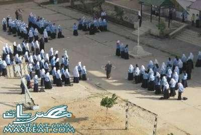 جدول امتحانات الشهادة الاعدادية 2012 دمياط