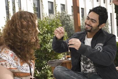 منة شلبي وتامر حسني علاقة اخر انسجام في لبنان