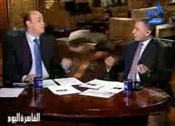 عمرو اديب و حلقة شوبير ومرتضى منصور مصر النهاردة