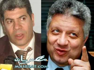 خالد الجندي حلال العقد والمشاكل بين شوبير ومرتضى منصور