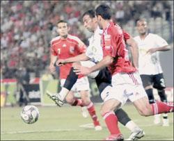 مباراة الاهلي والانتاج الحربي في كأس مصر 2010 الخميس