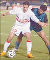 رجيم عمرو زكي شرط المشاركة في كأس مصر 2010