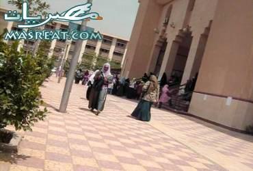 عبدالله الحسيني : لا للارهاب في امتحانات جامعة الازهر
