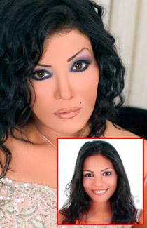 زوج ابنة ليلى غفران يتهمها.. بالبلاغ الكاذب