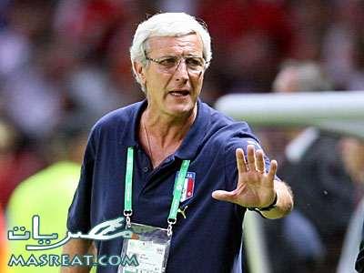 خروج ايطاليا من كأس العالم