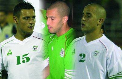 المنتخب الجزائري في كأس العالم 2010