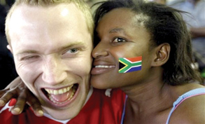 ازمة فتيات الليل في كأس العالم جنوب افريقيا 2010